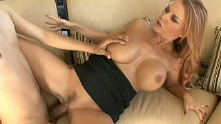 Busty step-mom