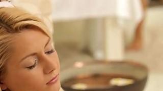 Blonde Massage