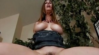 Hard anal test for very hairy Rucca Page