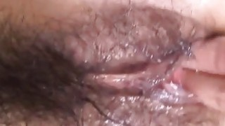 Ran Monbu sucks dick and is nailed in hairy cunt