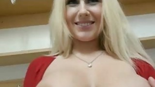 big tit mature fucked  from  pussu and ass