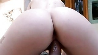 Gentle oral job acquires followed by vehement sex