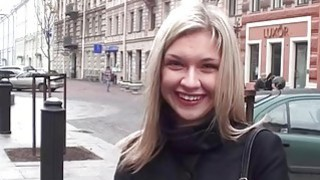 Wild pickup fuck in public place xxx