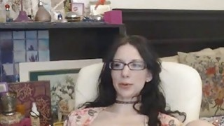 CUMWITHSLUTS COM Nerdy StepDaughter on Cam