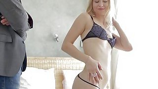 Teen craves for sex and gets lots of it