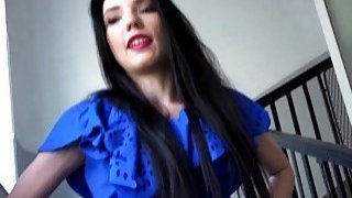 European amateur pulled for sex in public