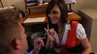 I can be soft, I can be hard. Holly Michaels gets fucked