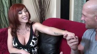 MILF Brittany enjoying a hard dick