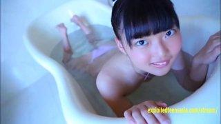 Kasumi Kobayashi Jav Idol Debut Wearing Lingerie