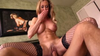 Make some love with horny spoiled Brandi Love
