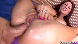 Tiffany Mynx in Serious Anal with Tiffany Mynx