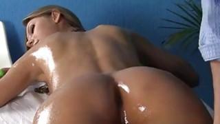 Slim hottie in rough massage fuck xxx