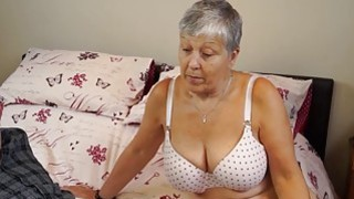 AGEDLOVE Granny Savana fucked with really hard sti