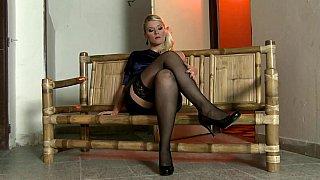 Slutty in stockings