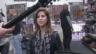 Rachel roxxx cum swallow snapchat Pawnstar meets a rockstar